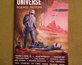 Fantastic Universe Science Fiction Vol.2 No.5 - Dec. 1954