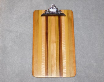 "Legal Size Wood Clipboard (15.5"" x 9.25"")"