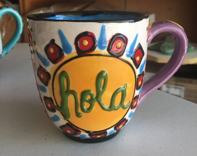 HOLA Jumbo Ceramic Mug