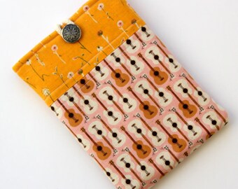 Tangerine Song Tablet Pouch