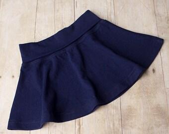 Yoga Skirt, Circle Skirt, Ballet skirt for Girls