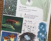 Firefly Magic Vintage Insect Collage, Scrapbook and Planner Kit Number 2200