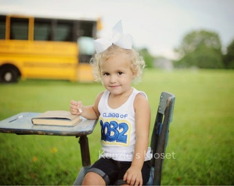 Class of shirts - Graduate shirts - graduation tshirts - class of 2032 - graduation year - toddlers - babies - 12 mo 18 mo 2t 3t 4t 5 6 8