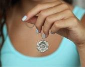 Drink the Wild Air Necklace, Hippie Jewelry, Hippie Necklace, Extra Long Bohemian Necklace, Bohemian Jewelry, Wanderlust Wanderer Jewelry