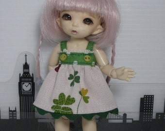 Four-leaved Clover Dress for Pukipuki