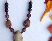 Grounding and Protecting Layering Necklace
