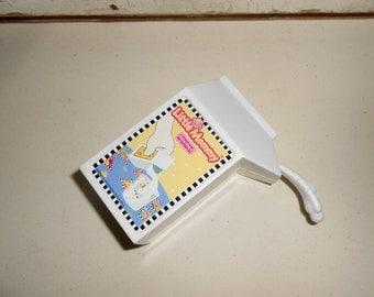 Vintage Fisher Price Little Mommy Milk, Pretend Toy Milk, Vintage Toys