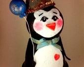 The Pot n' Penguin birthday penguin