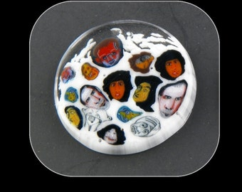 Party with Dexter Murrine Boro Murrina Cabochon  - 79A