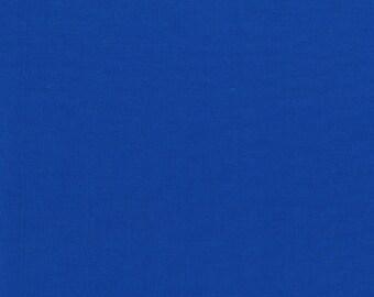 One fat quarter - Blue Malibu Cotton Couture Solid - SC5333-MALI