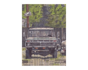 Ford No. 2 art print