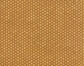 Bee Creative Gold Honey Comb 19757 13   Deb Strain Designer   Moda Quilting fabric