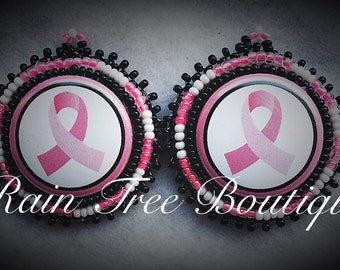 Breast Cancer Awareness Shields 2