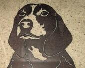 Custom ORder Pet Portrait for Avery
