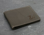 ZW Billfold made from the interior of a 1988 BMW 735i