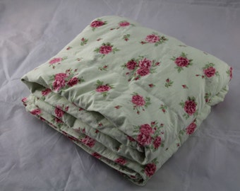 Cotton Weighted Blanket for Child or Lap Blanket for Adult