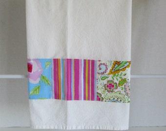 Tea Towel - Dish Towel - Flour Sack