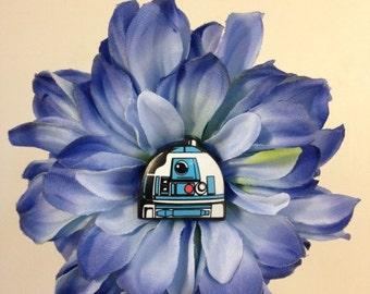 Star Wars R2D2 Blue Dahlia - LAST ONE