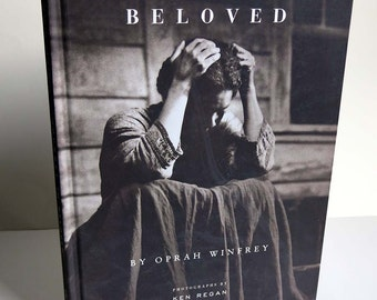 Journey To Beloved Oprah Winfrey, Film Book Photos Research Civil War Slavery Toni Morrison Picture Book Jonathan Demme Film Production