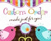 Custom Order for Davion