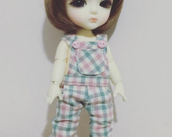 Custom Order for Kali: Pinky overall in Neo Blythe Size
