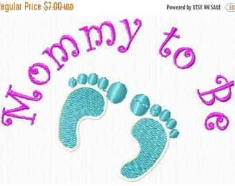 SALE 65% off Pregnant Mom and Sayings Silhouette Shadows Machine Embroidery Designs - Set of 10 Instant Download Sale