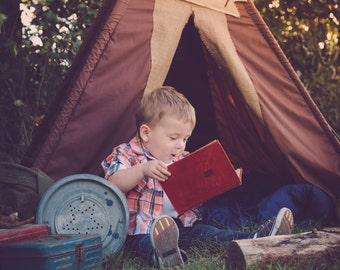 JACK - teepee, tent, play tent, teepees