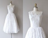 Amor Fati wedding dress | vintage 1950s wedding dress | lace 50s wedding dress