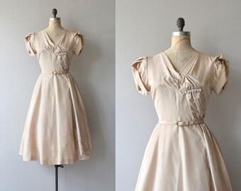 Eisenberg Originals dress | vintage 50s dress | formal 1950s dress