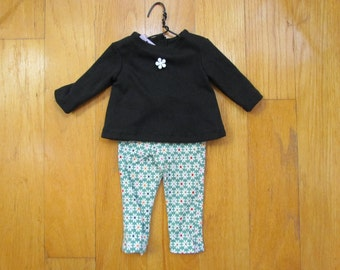 Doll Clothes 18 Inch Two Piece Outfit