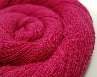 Pure Cashmere Yarn - Recycled Lace - Cashmere Yarn - Blossom 110615