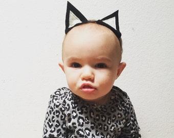 Cat Ears Headband for Baby