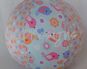 Balloon Ball - Sweet Birdies & Polka Dots - Perfect Birthday gift - as seen with Michelle Obama on Parenting.com