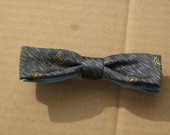 vintage  new old stock 1950-60s Ormond N.Y.C. boy's clip on bow tie