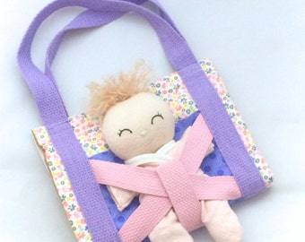 Teensy Tyke Carry and Care Play Set PDF Sewing Pattern