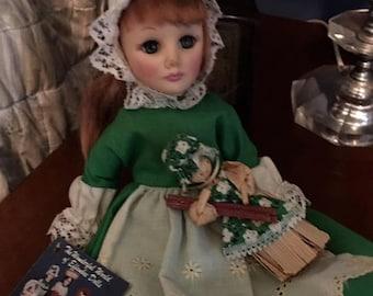 Vintage Effanbee International Ireland Doll 1983 with tags