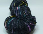 CLEARANCE - Anniversary Limited Edition Special - Jest 2ply Merino/Nylon/Stellina Sock - Fairy Lights