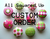 Custom Order drawer knobs for ONLY karenannewaters