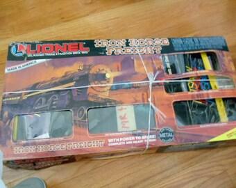Lionel Iron Horse Freight Train Set