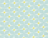 25% off Heather Bailey Nicey Jane HB12Sky - OOP- Fabric 1 yard off of bolt (more available)