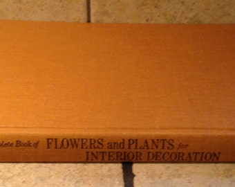2 Flower and Plant How-To Books