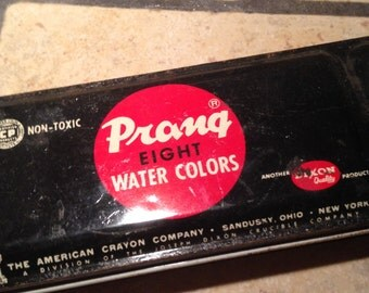 Water Colors by Prang