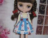 Suspender Skirt and Top for Middie Blythe