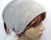 ON Sale Knitted Tube Hat Dreads Sock Long Hair See Color Chart For Other Colors - Made Once Sold