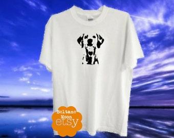 Dog, Puppy, Spotted, Dalmatian, Dalmation, Dalmatians, Dalmations, 101, T-shirt