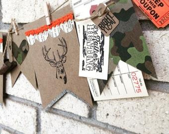 deer HUNT junque banner