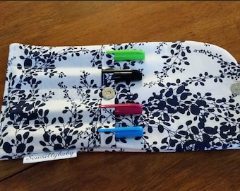 Pen Bag - Pen Pouch - planner goodies - planner accessories - planner essentials - planner bag