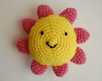 Pretty Flower Stuffed Toy