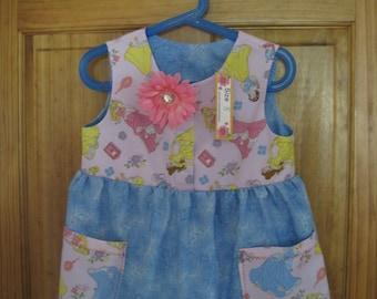 Princess Dress, Size 5