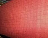 Brick red blender, Moda, one yard